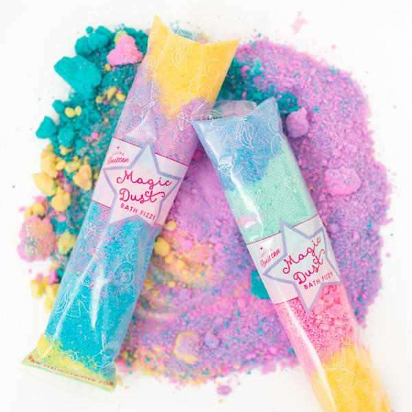 Feeling Smitten Magic Fizz Bath Dust
