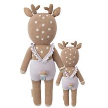 Cuddle & Kind Violet The Fawn-Little 13'