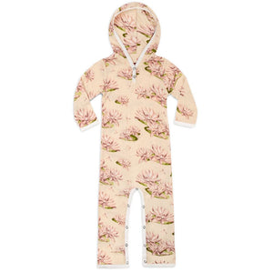 Milkbarn Hooded Romper-Assorted Styles
