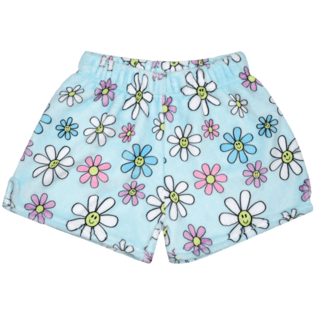 Iscream Daisy Plush Shorts