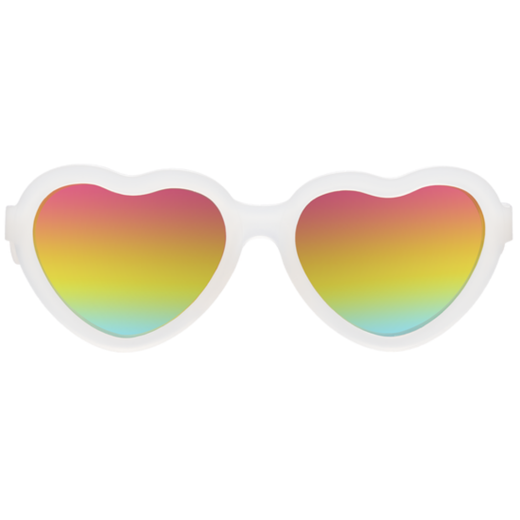 Babiators Hearts Rainbow Bright