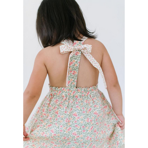 Thimble T Back Dress is Primrose