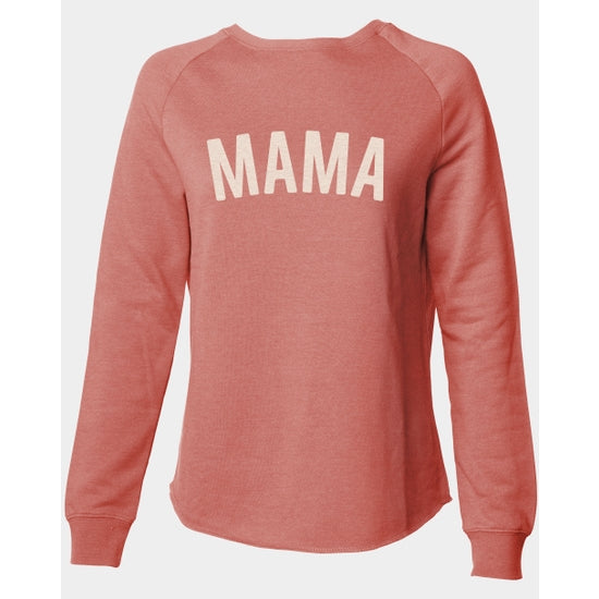 Mama Dusty Rose Pullover