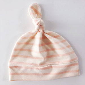 Knotted Newborn Baby Hat