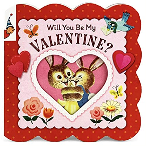 Will You Be My Valentine Book