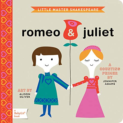 Baby Lit Romeo and Juliet Board Book