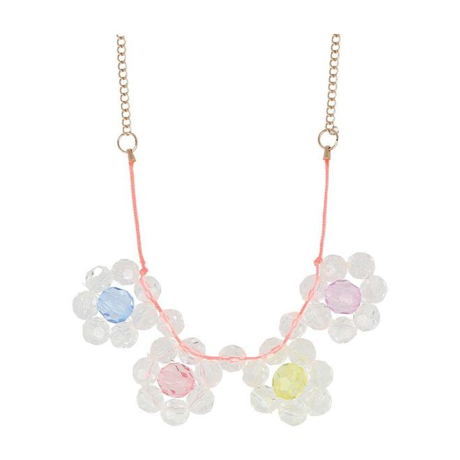 Meri Meri Flower Jewel Necklace