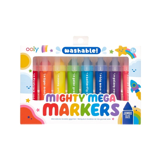 Mighty Mega Markers