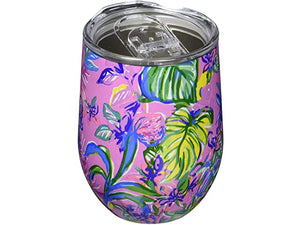 Lilly Pulitzer Insulated Stemless Tumbler