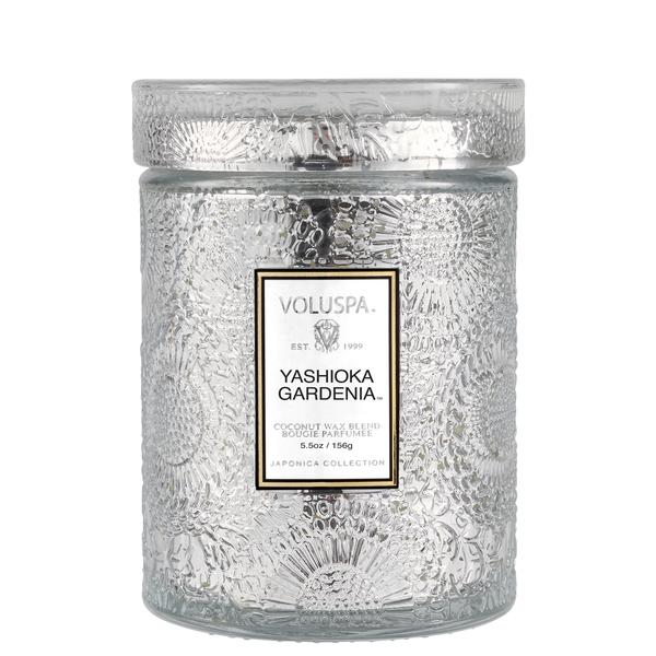 Voluspa Small Jar Candle-Yashioka Gardenia