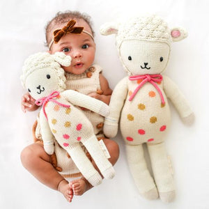 Cuddle & Kind-Lucy the Lamb-Little 13""
