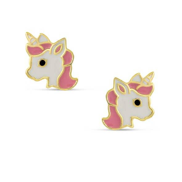 Lily Nily Little Girl Stud Earrings