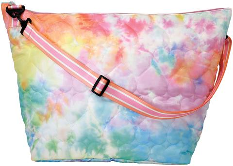 Iscream Cotton Candy Heart Weekender Bag