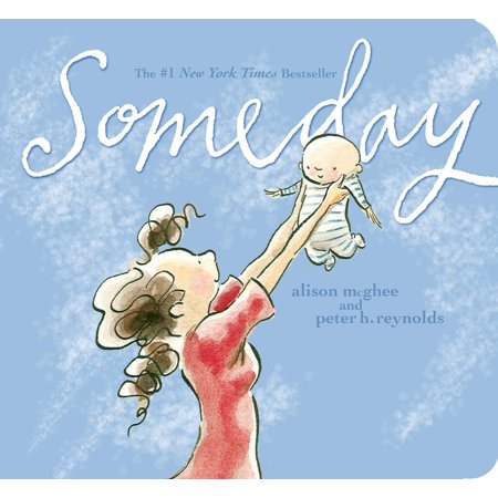 Someday Hardcover Book