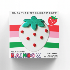 Feeling Smitten Rainbow Show Strawberry BB