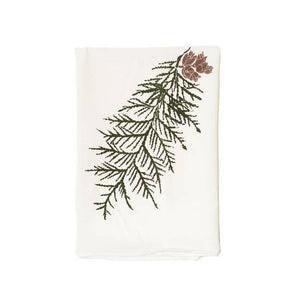 June and December Christmas Tea Towel-Assorted