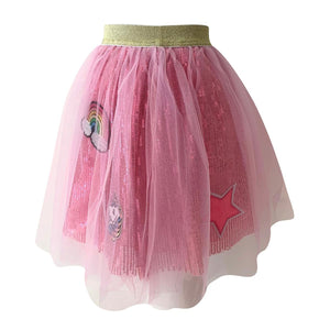 Lola and the Boys Sequin Patch Tutu
