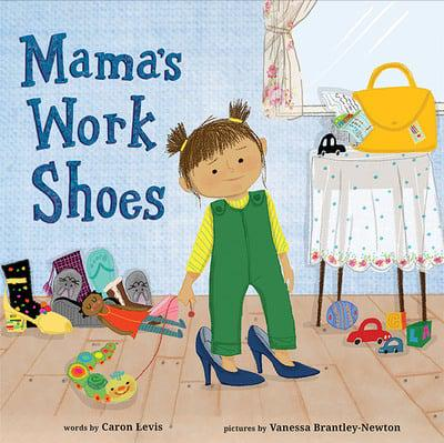 Mama's Working Shoes-Hardcover