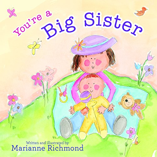 You're a Big Sister Book