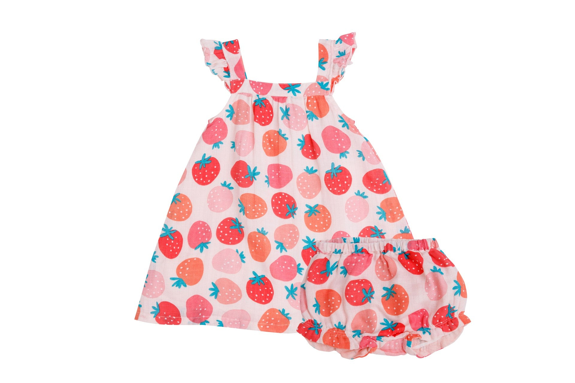 Strawberries Sundress