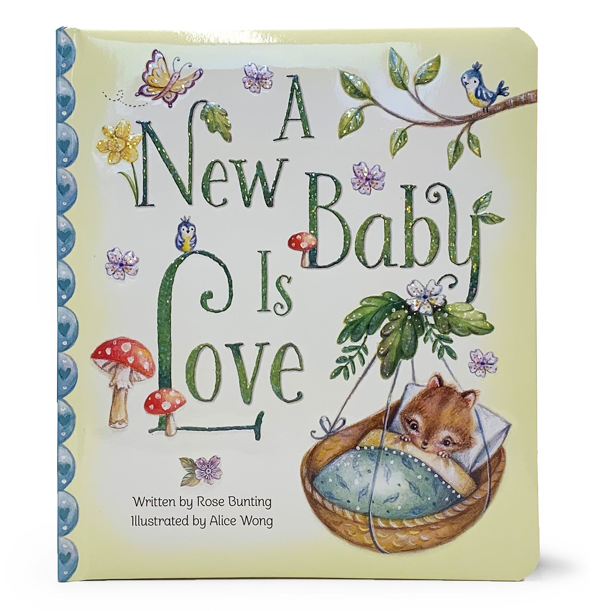 A New Baby is Love Book