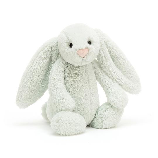 Jellycat Medium Bashful Bunny-Seaspray