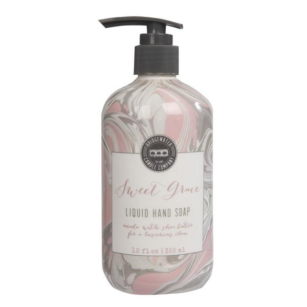 Bridgewater Sweet Grace Liquid Hand Soap-12oz