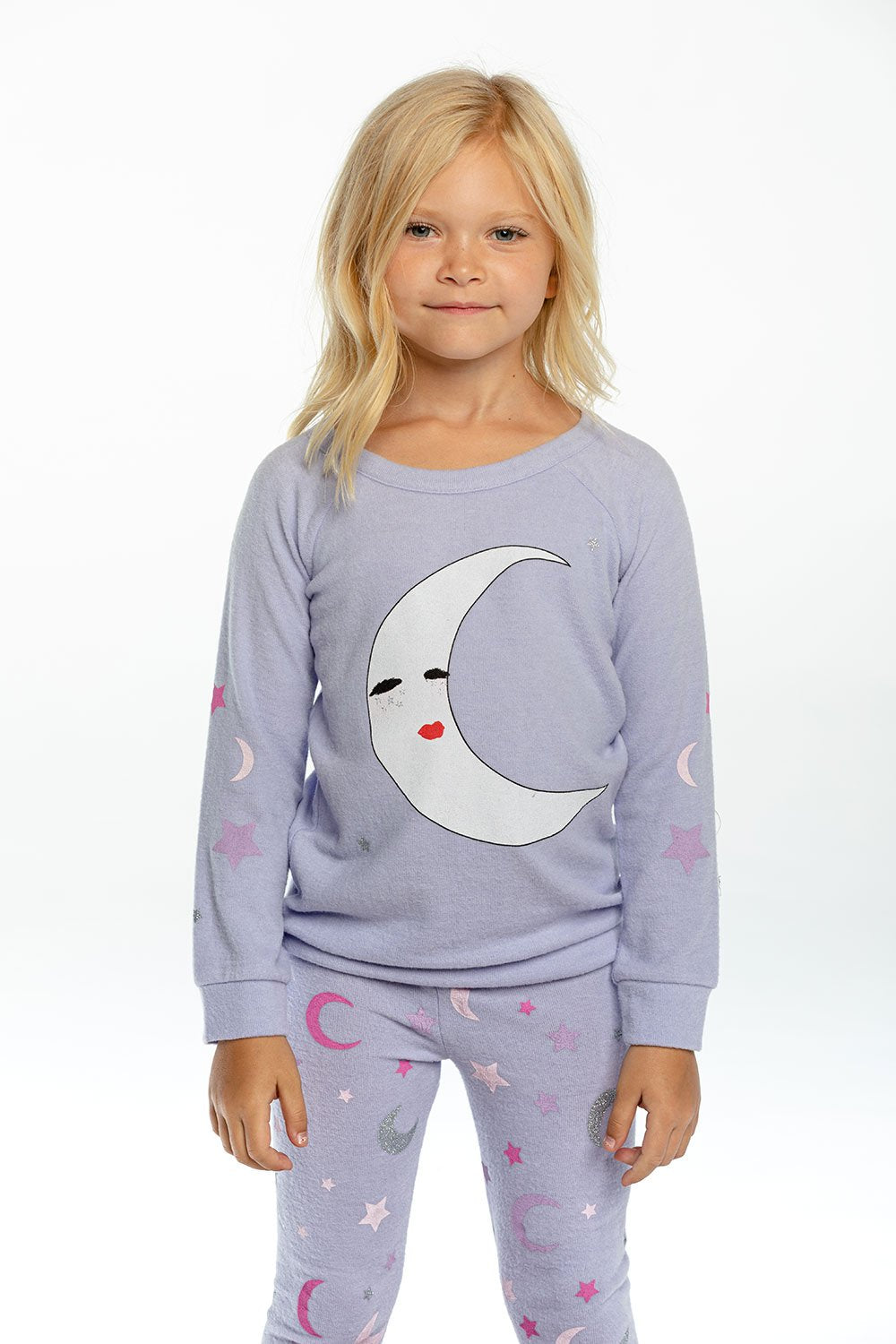 Chasers Girls Pullover La Luna