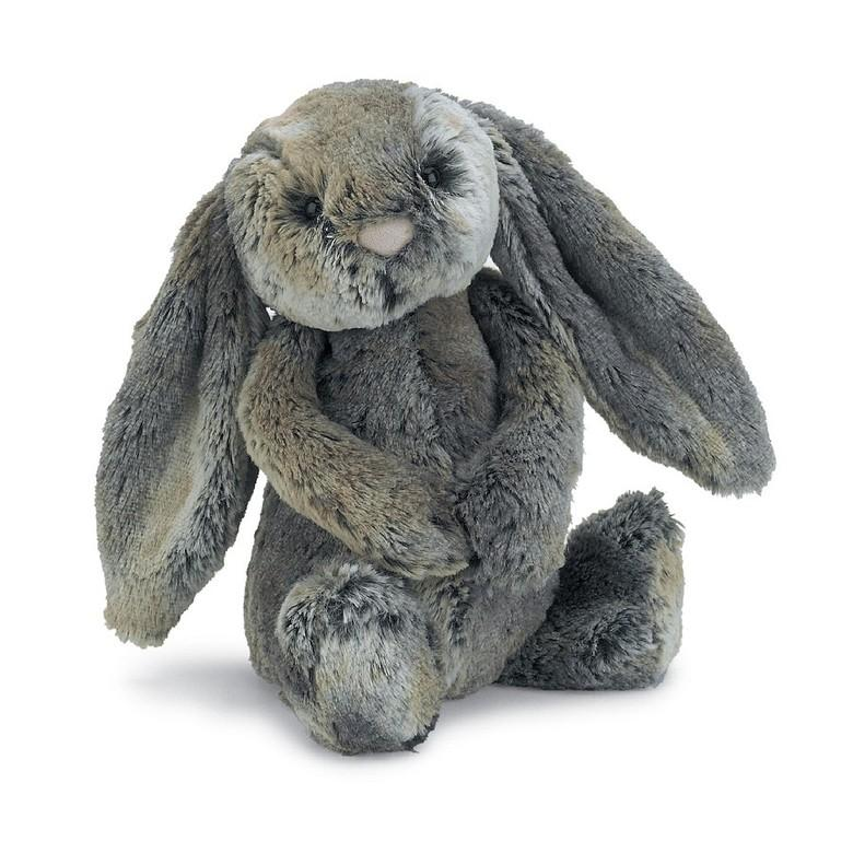 Jellycat Bashful Medium Bunny-Woodland