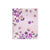 Kate Spade New York Concealed Spiral Notebook Pacific Petals