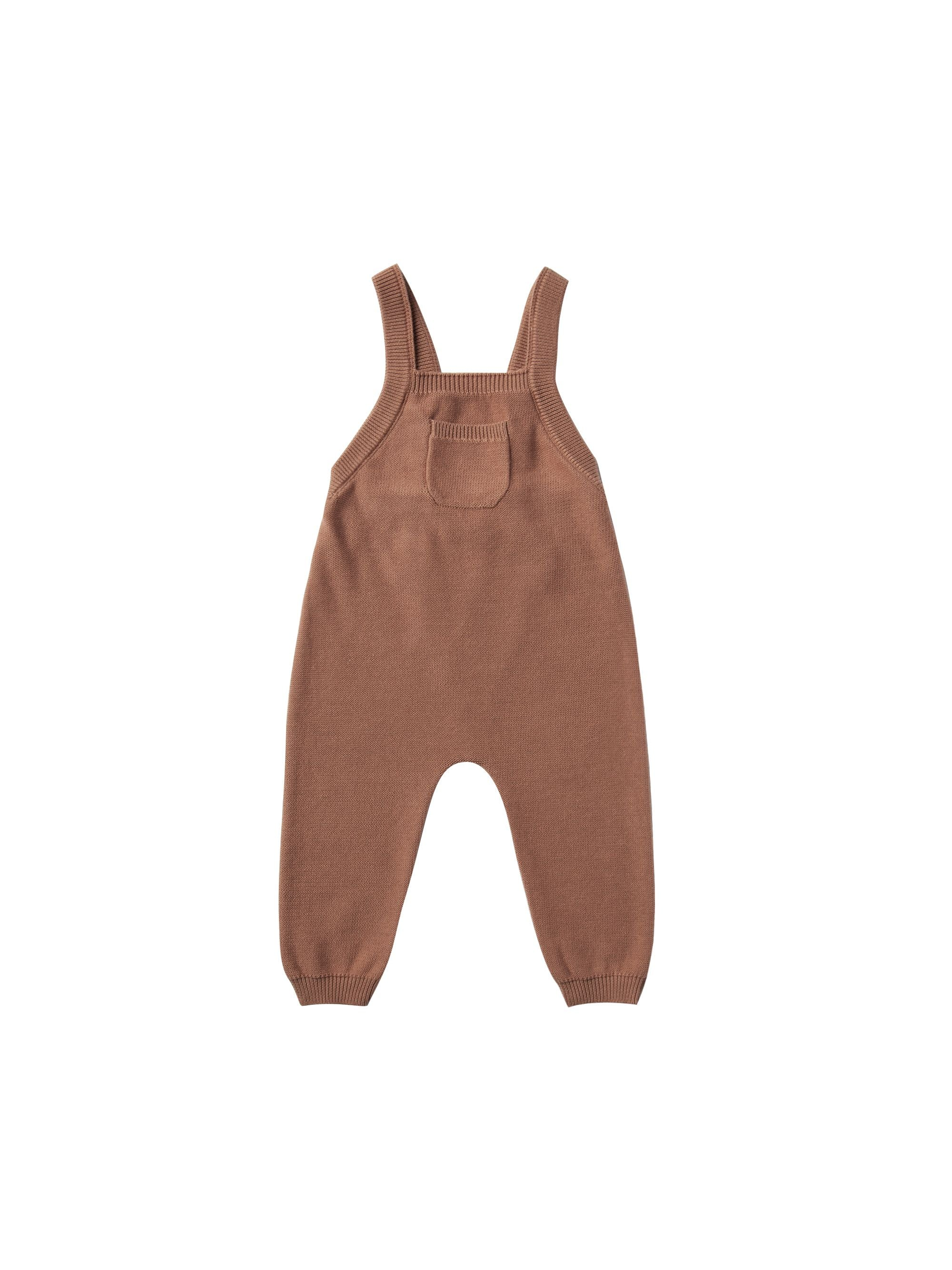 Quincy Mae Knit Overall-Assorted Colors