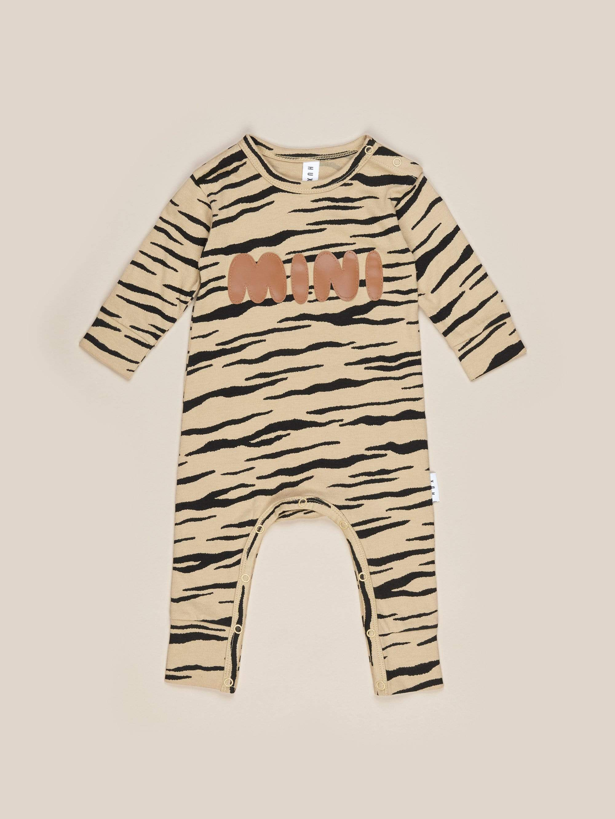 Huxbaby Mini Wildcat Romper
