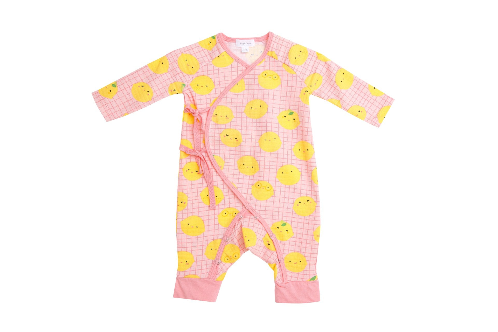 Lemon Wrap Coverall