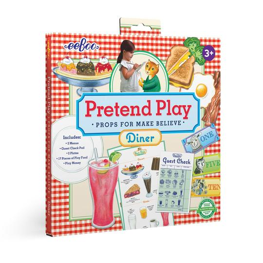 Eboo Pretend Play Diner