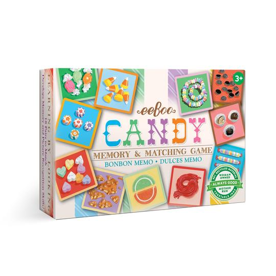 Eeboo Candy Matching Game