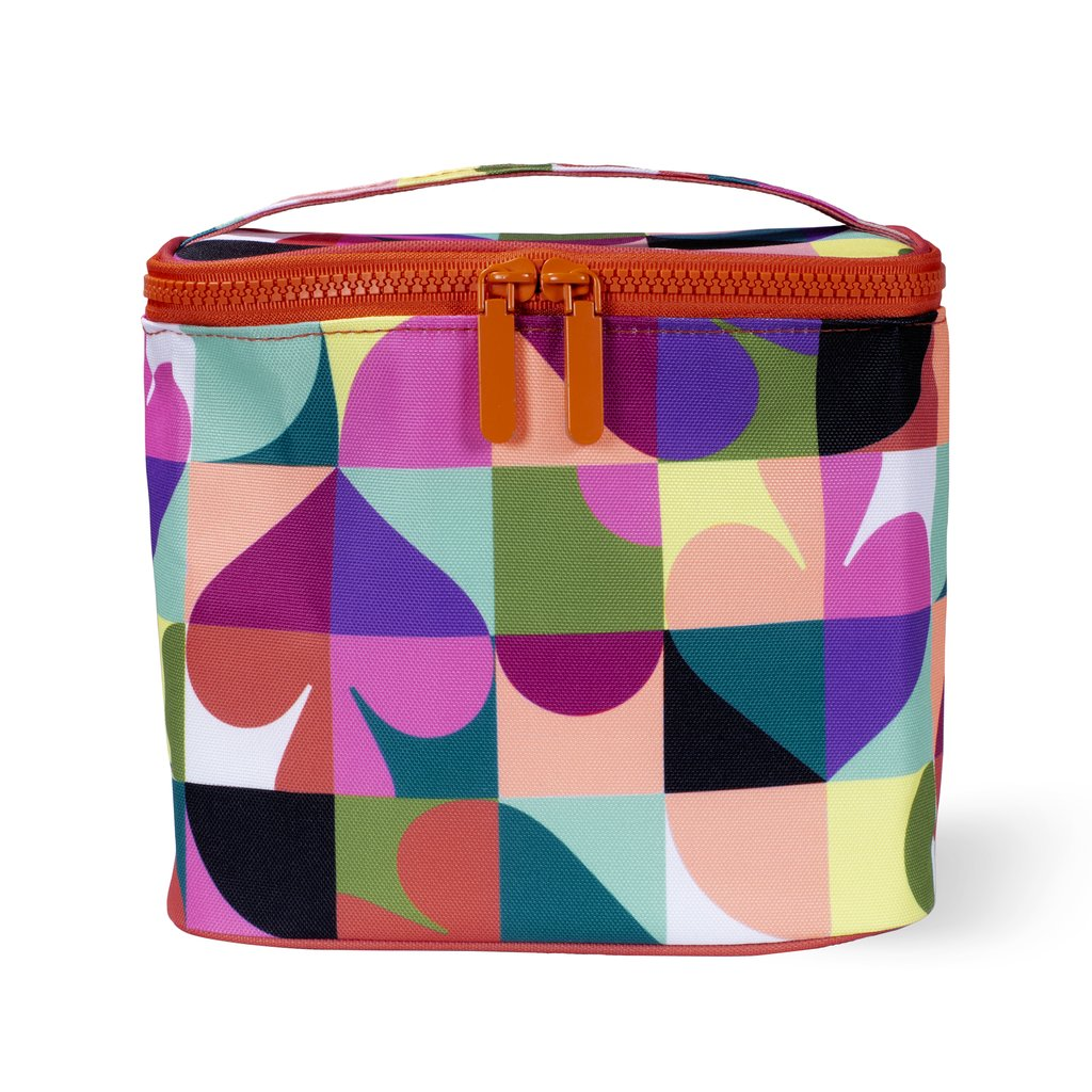 Kate Spade lunch Tote Spade Dot Geo