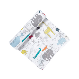 Pehr Muslin Organic Swaddles-Assorted Colors