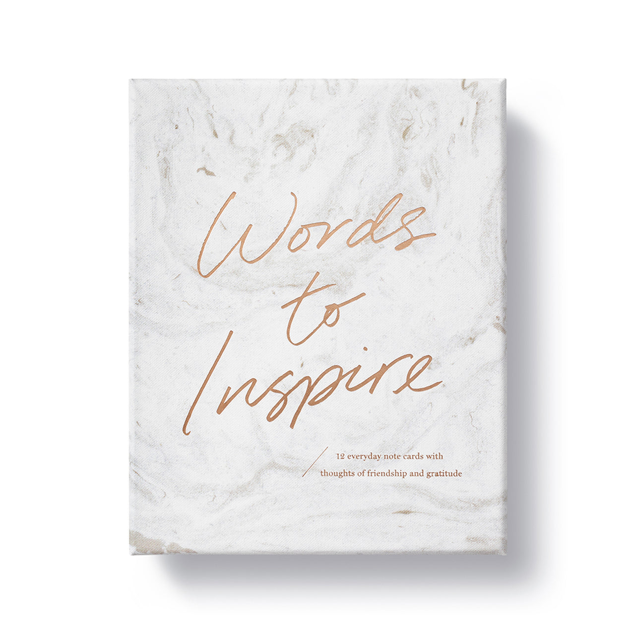 Compendium-Words To Inspire Notecard Set