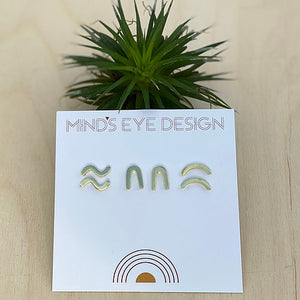 Minds Eye Symbols Stud Set