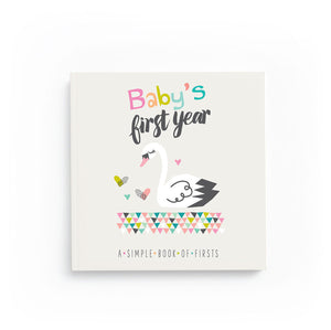 Lucy Darling First Year Memory Book-Assorted Styles