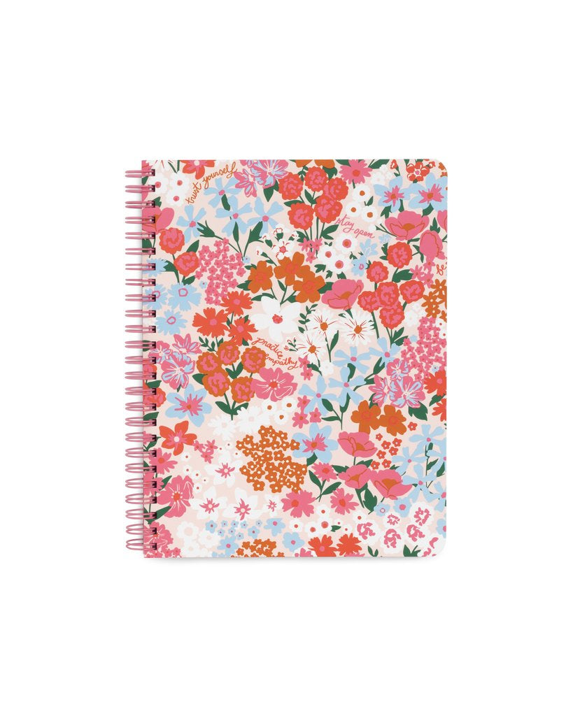 Bando Mini Notebook Secret Garden