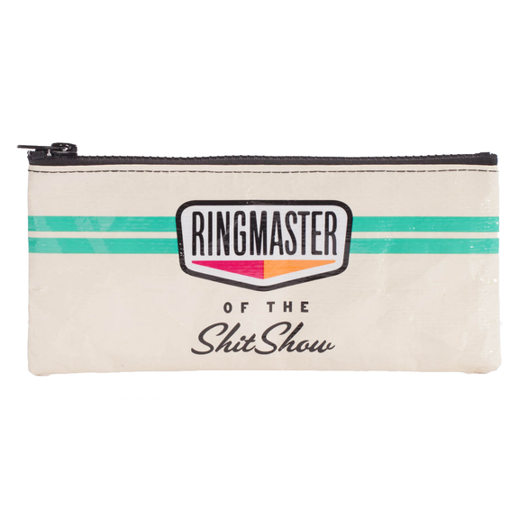 Blue Q Ringmaster Zip Pouch