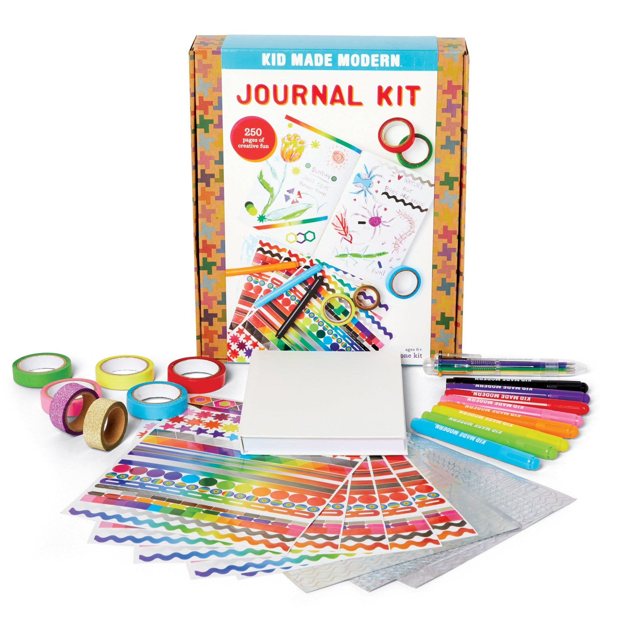 Kid Made Modern Journal Kit