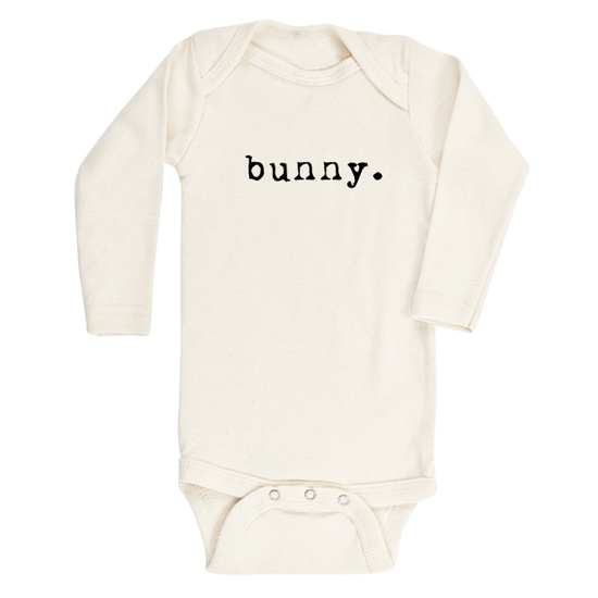 Tenth and Pine Bunny Long Sleeve Bodysuit