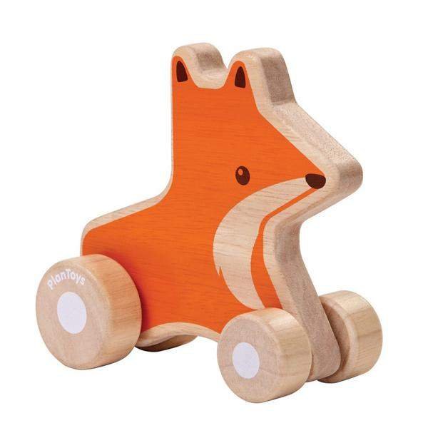 Plan Toys Fox Wheelie