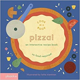 Cook In A Book Pizza
