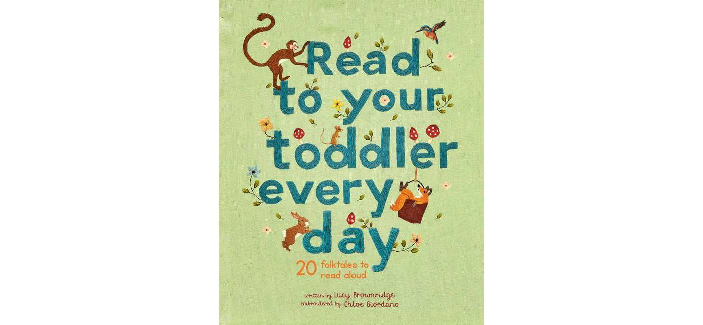 Read to your Toddler