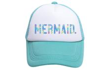 Tiny Trucker Mermaid Hat