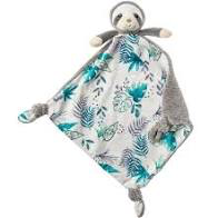 Mary Meyer Little Knottie Sloth Character Blanket