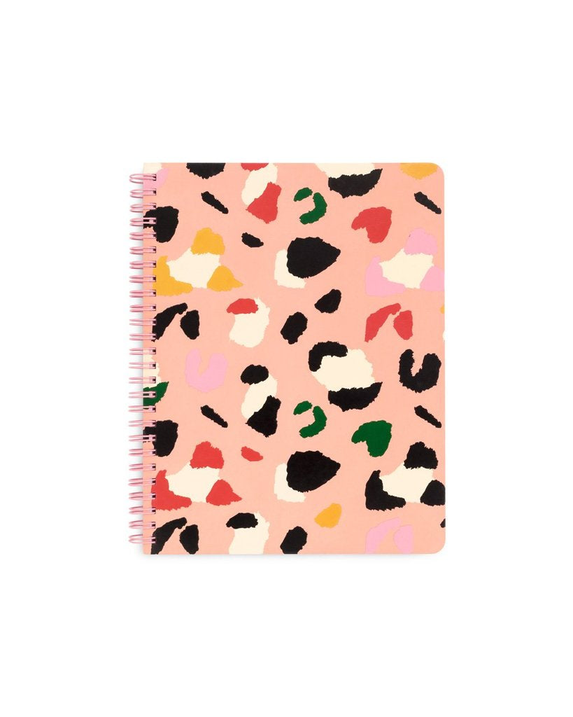 Bando Rough Draft Notebook Cool Cat